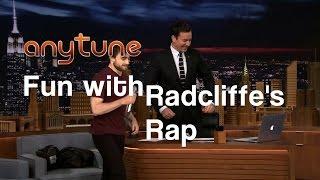Fun with Daniel Radcliffe's Rap of Blackalicious'
