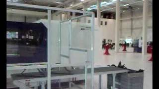 Masina de injectat mase plastice  cu actionare complet electrica  Haitian Venus