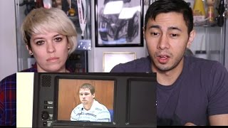 MAKING A MURDERER Reaction by Jaby Koay & SquidMoreno