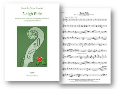SMP - Classic Christmas Songs Arranged for String Quartet