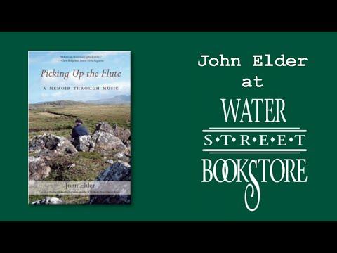 John Elder at Water Street Bookstore