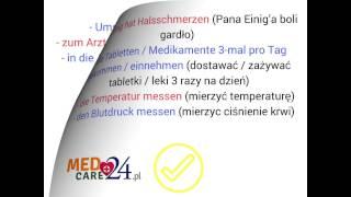 Lekcja 5 - język niemiecki ćwiczenia darmowy kurs języka niemieckiego