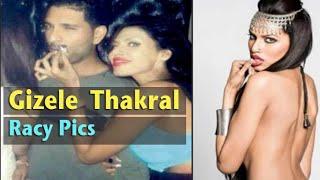 Hot & Bold Pics Of Yuvraj Singh Ex-Girlfriend Gizele Thakral l Bigg Boss 9 Contestent !