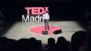 Me too: a talk comes out of prison. | Gerson Garcia Fluxa | TEDxMadrid