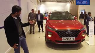 Hyundai Santa Fe 2019 First Look | Price, Specs & Features | PakWheels