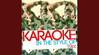 Dreadlock Holiday (Karaoke Version)