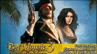 Port Royale 3 [Análisis]