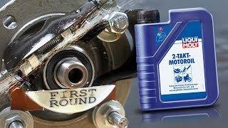 Liqui moly 2T 1052 Jak skutecznie olej chroni silnik?