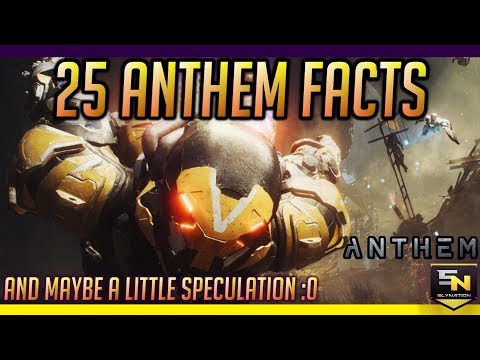 Anthem  25 New Facts About Anthem