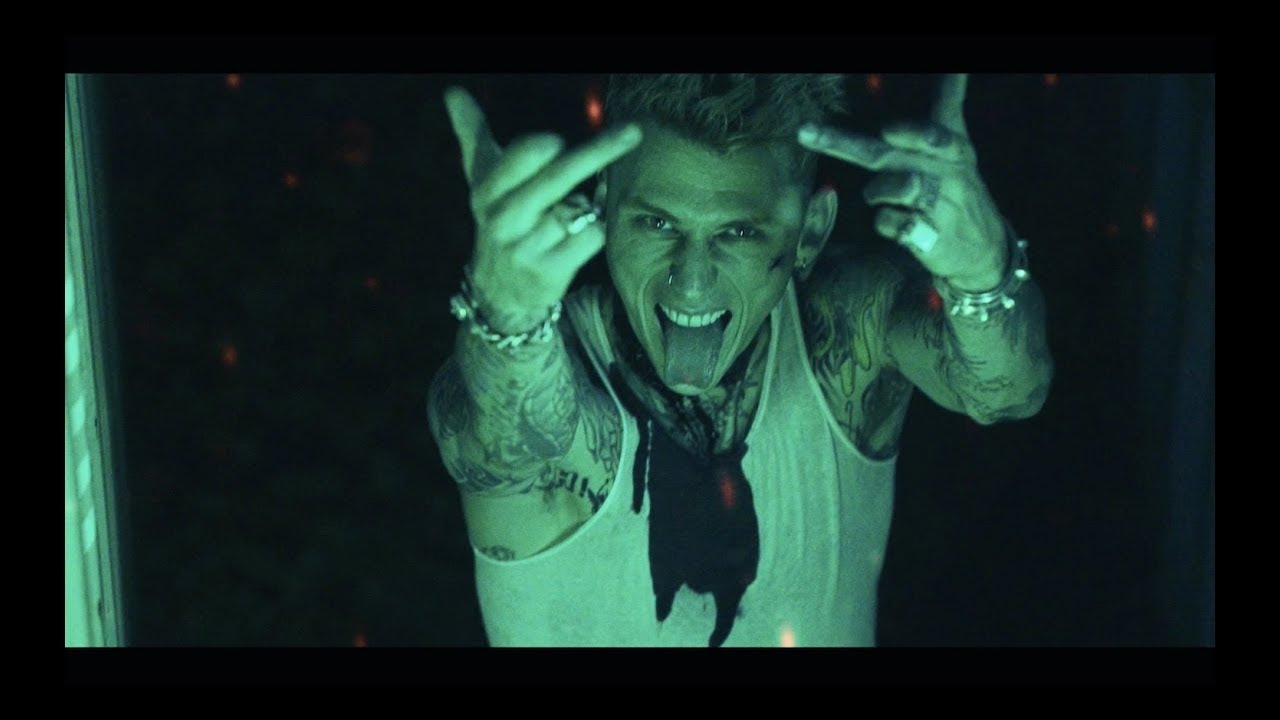 machine gun kelly gts youtube