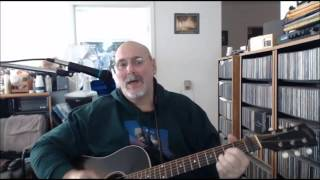 Jamaica Farewell (Harry Belafonte) - Acoustic Cover By Kelly Mark