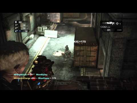 Gears of War Judgment - The Guts of Gears: Multiplayer - 0 - Gears of War Judgment – The Guts of Gears: Multiplayer