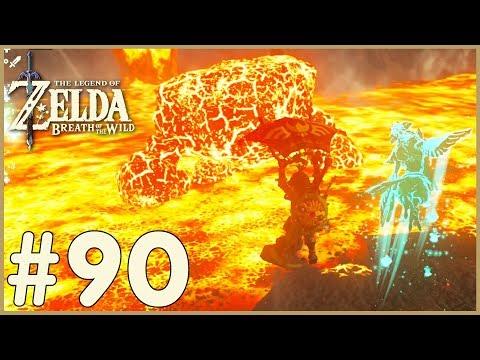 Zelda: Breath Of The Wild  Talus Titan! 90