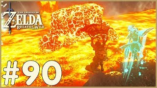 Zelda: Breath Of The Wild - Talus Titan! (90)