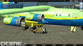 Dome: Airport Simulator 2014 gameplay 2 (PC)