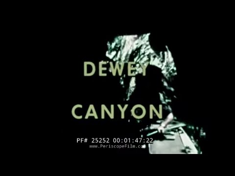 OPERATION DEWEY CANYON 1969 VIETNAM WAR OFFENSIVE 25252
