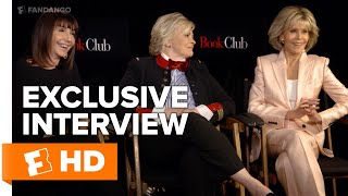 Jane Fonda's Recipe For Maintaining Her Mojo - Cast of 'Book Club' Interview | All Access thumbnail