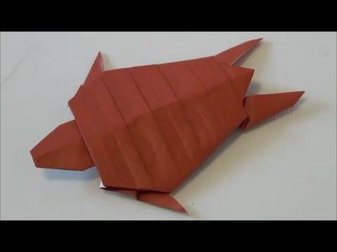 折り紙で恐竜を!簡単折り方集【ティラノサウルス・トリケラトプスなど】