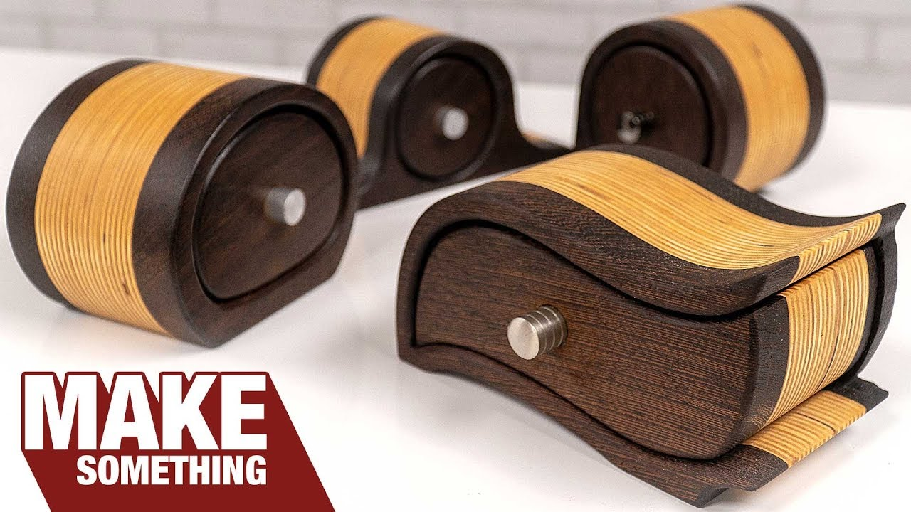 Everything You Need to Know About Making Bandsaw Boxes!