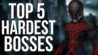 Kingdom Hearts - Top 5 Hardest Boss Fights