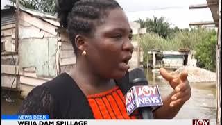Weija Dam Spillage - News Desk on JoyNews (15-10-18)