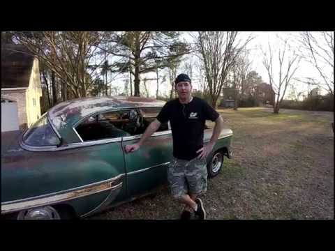 Straight Pipe Exhaust On The '53 Rat Rod: Ike's Adventures