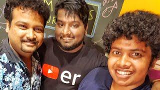 I met RJ Vignesh and Chutty Aravind