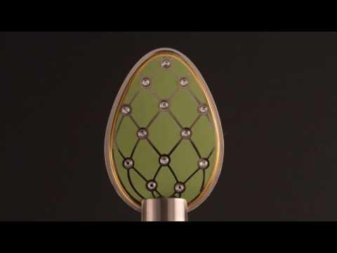 Imperial eggs in Cloisonné technique - 27154 CIT