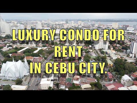 Luxury Condo For Rent In Cebu City
