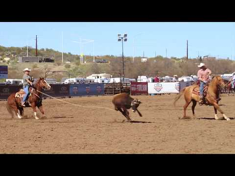 Rancho Rio Arena Team Roping Wickenburg February 15 2016