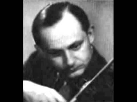 Szymon Goldberg - Mozart Rondo (arr. Kreisler)