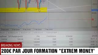 EXTREM MONEY, 200€ PAR JOUR ? - FOREXGANG