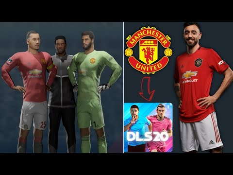 How To Import Manchester United Kits & Logo | Dream League Soccer 2019 Buy Mobile - https://amzn.to/.