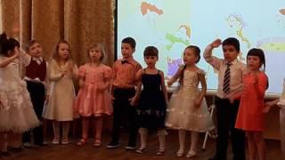 Выпускной. Детский сад Макара. Апрель 2017. Часть 1