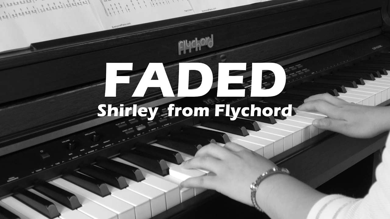 faded best digital piano music cover songs online play on flychord digital piano dp420k youtube. Black Bedroom Furniture Sets. Home Design Ideas