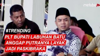 Viral Pelajar Koko, Plt Bupati Anggap Putranya Layak Jadi Paskibraka - iNews Siang 15/08