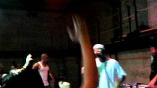 Afu Ra Ft  Masta Killa Livin Like That (Live in athens 9/10/2010)