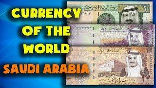 Currency of the world - Saudi Arabia. Saudi riyal. Exchange rates Saudi Arabia.Saudi banknotes
