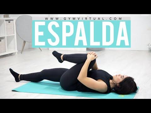 Ejercicios para aliviar el dolor de espalda, cervical y ciática