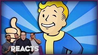 Fallout 4 Review (SPOILER FREE) - Kinda Funny Reacts