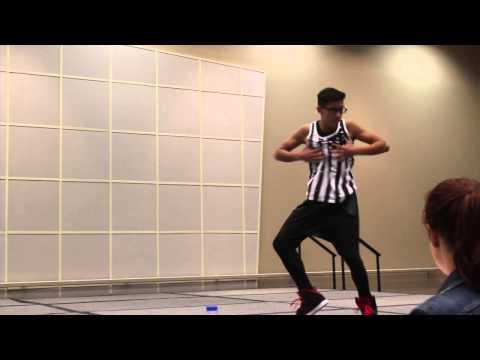 Urban Dance Solo- NFAF Columbus14- Brandon Michael Arreaga
