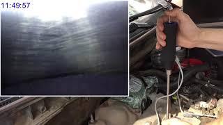 70 тис км - мотор в ремонт. Ендоскопія Mazda CX-7
