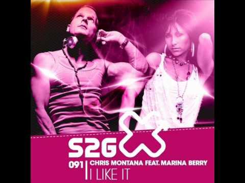 Chris Montana Ft Marina Berry   I Like It DJ Kone & Marc Palacios Remix