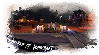 World of Warcraft - Про Мертвого Гнома и Потерянные Берега