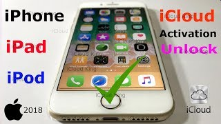 How to Unlock | iCloud Activition Lock✔️ For Apple iPhone/iPad/iPod 2019