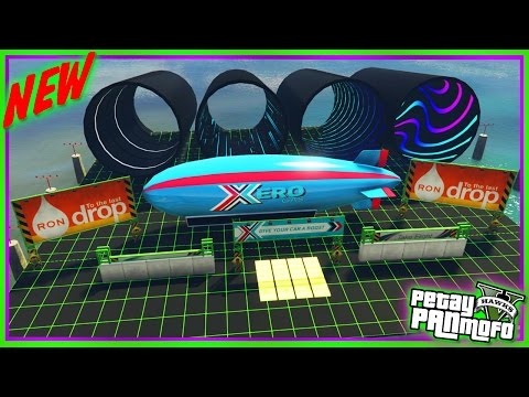 GTA Online Creator Tutorial - New Props and Features (Special Vehicle Stunt Race Creator)