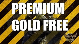 WARROCK PREMIUM GOLD FREE EVENT !