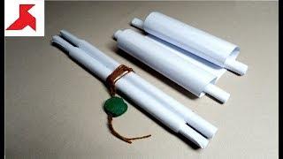 DIY - Как сделать СВИТОК из бумаги А4 своими руками в домашних условиях