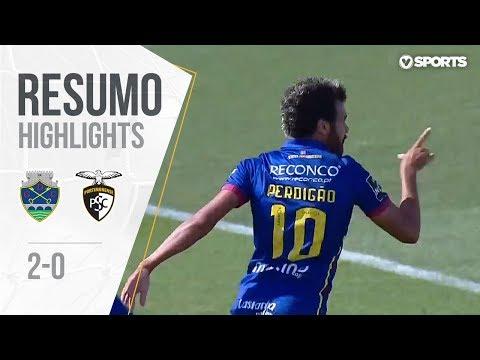 D. Chaves 2-0 Portimonense Highlights (Portuguese League 18/19 #2)