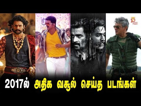 Top 10 Tamil movies | Chennai Box Office |...